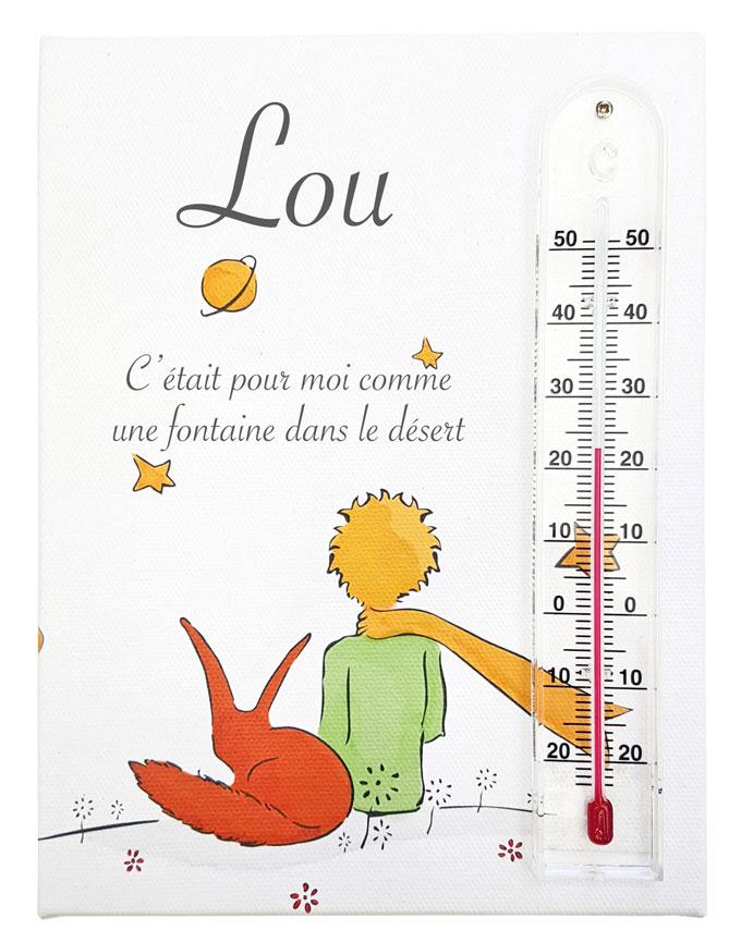Cadre-thermometre-Le-petit-Prince