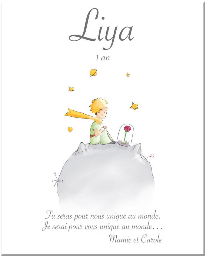 Liya-spe-Cadre-bapteme-30x24cm-Petit-Prince