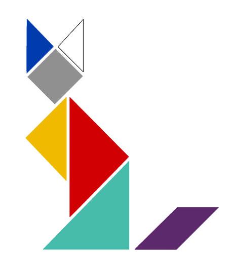 chat-tangram