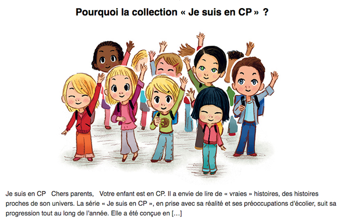 collection-je-suis-en-cp
