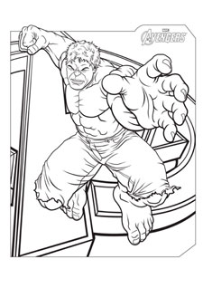 Coloriages avengers iron man captain america hulk spiderman thor plus de mamans - Coloriage spiderman et hulk ...