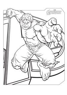 coloriage-hulk