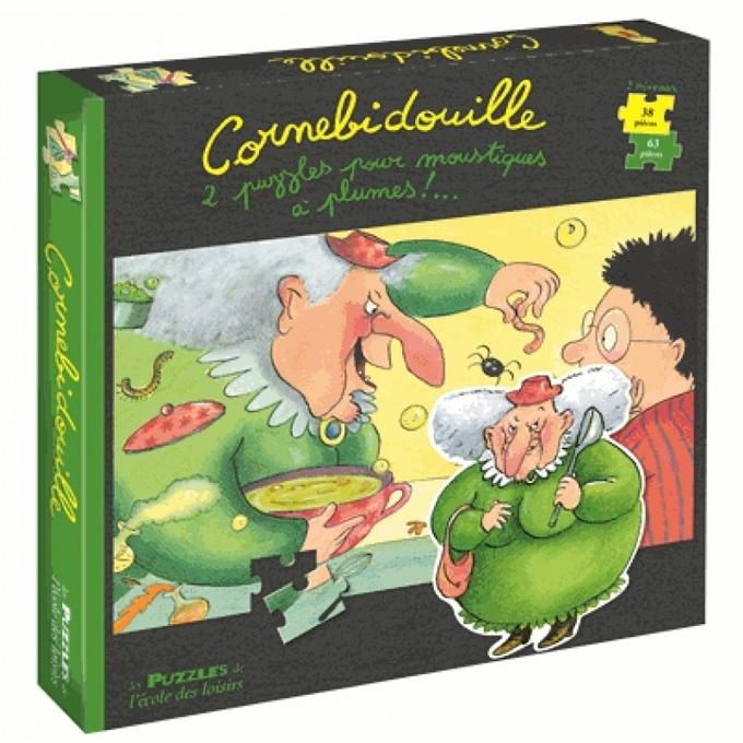 """Résultat de recherche d'images pour """"puzzle cornebidouille"""""""