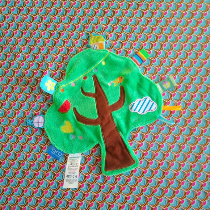 doudou arbre grobag