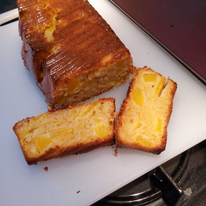 gateau mangue
