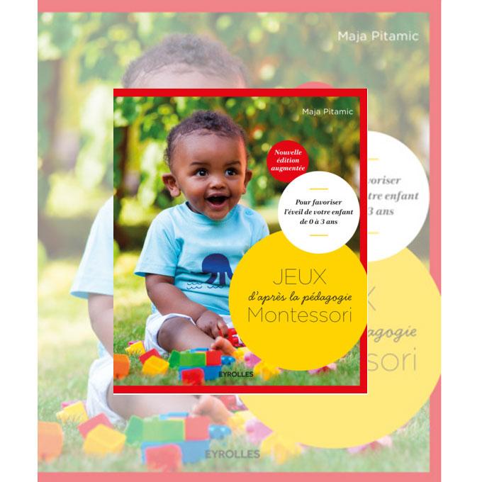 le livre pour favoriser l 39 veil de votre enfant de 0 3. Black Bedroom Furniture Sets. Home Design Ideas