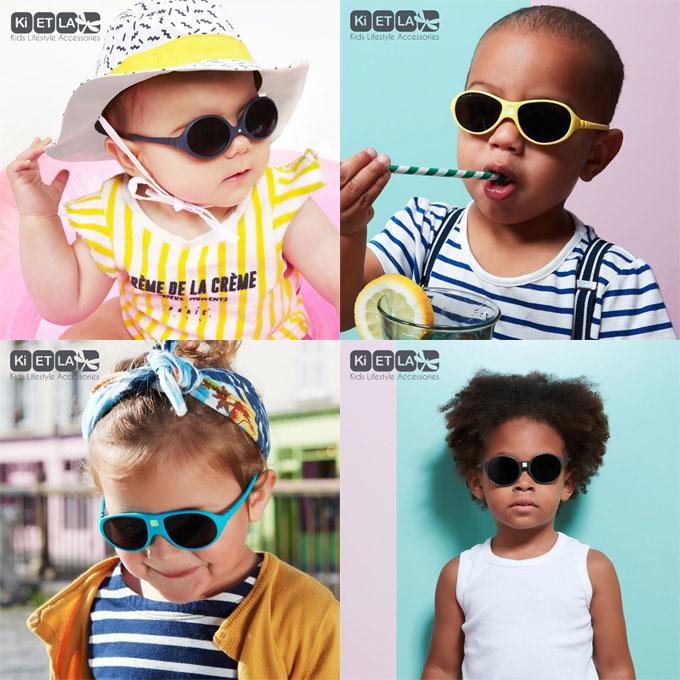 comparer les prix france pas cher vente Livraison gratuite dans le monde entier Ki ET LA, des lunettes de soleil incassables pour nos kids ...