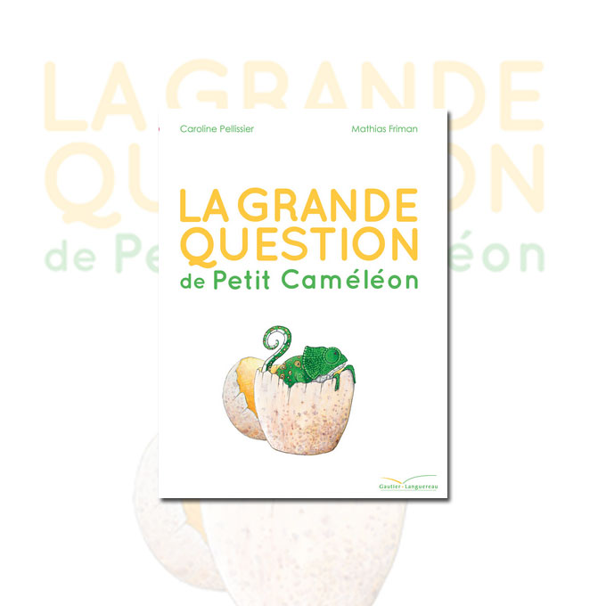 la grande question de petit cameleon