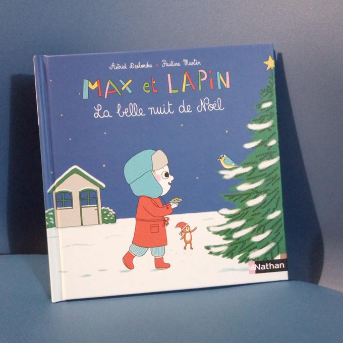 Max Et Lapin La Belle Nuit De Noel Livre Pour Enfant