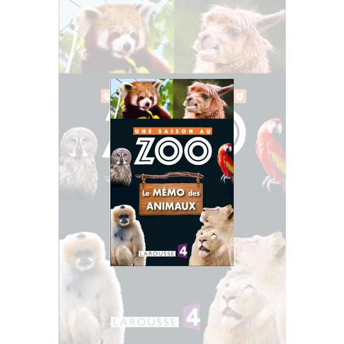 memo animaux une saison au zoo