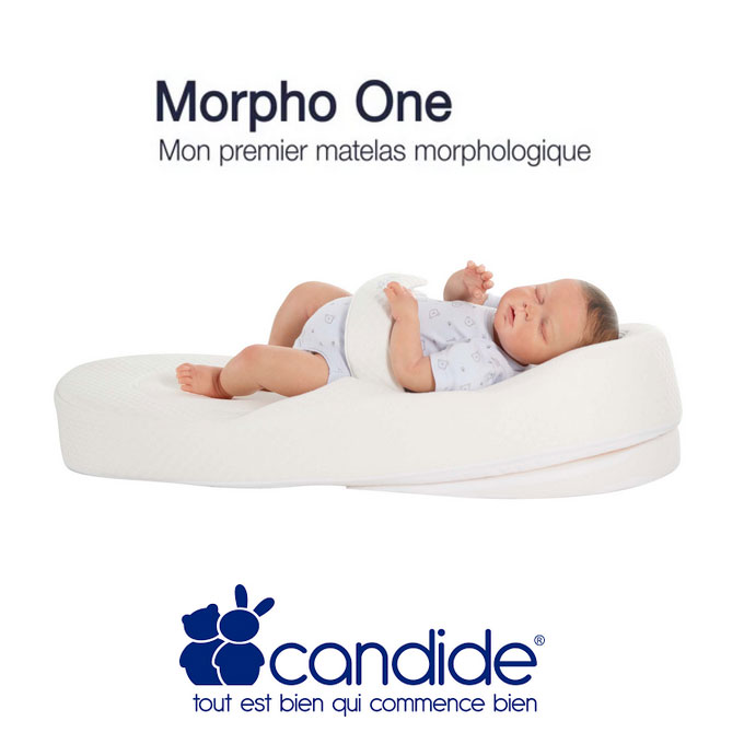 le morpho one de candide le premier matelas morphologique de b b test avis plus de mamans. Black Bedroom Furniture Sets. Home Design Ideas