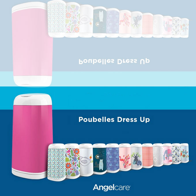poubelle dress up