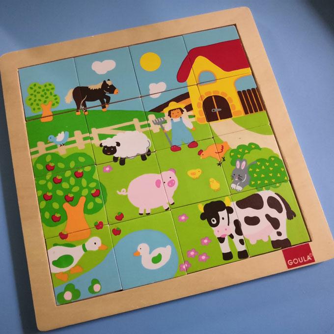 puzzle-ferme