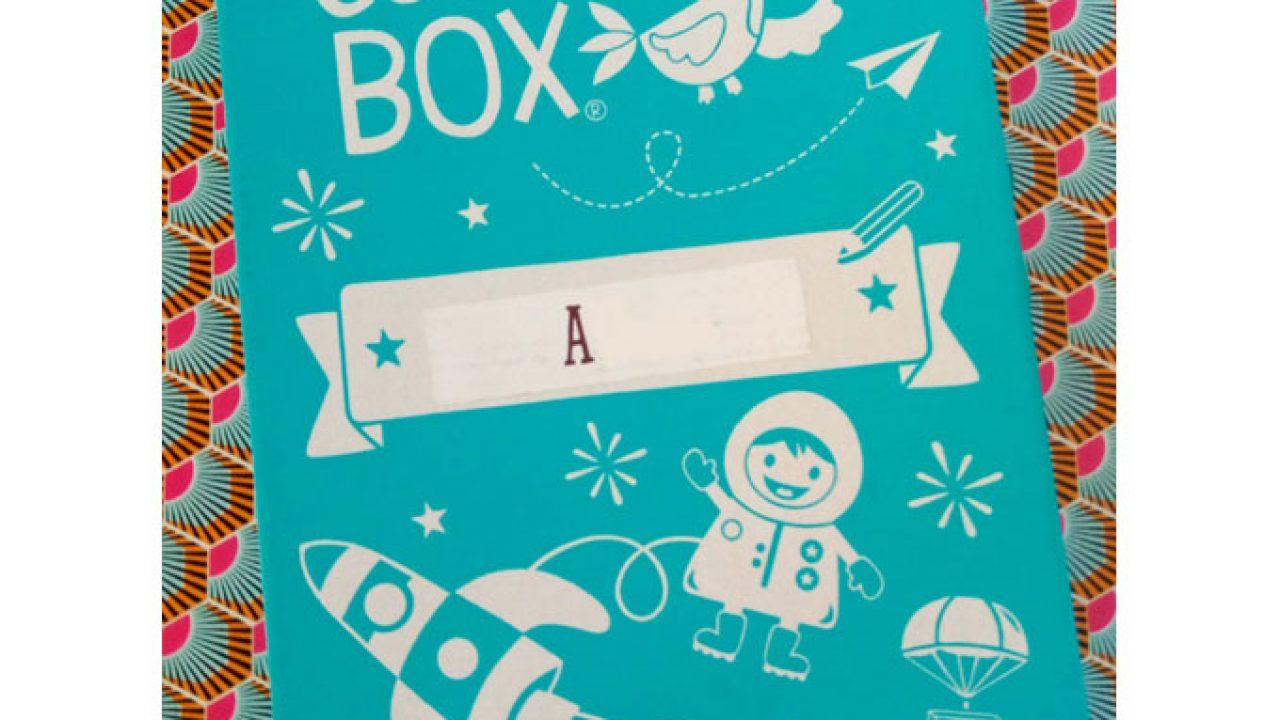 Toucan Box Une Box Créative Et éducative Pour Enfants Test Avis