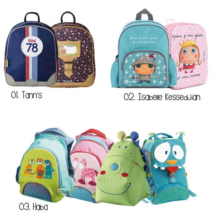 6252b39d31 Une sélection de sacs à dos et de cartables pour la rentrée en maternelle de  vos enfants – Plus de mamans