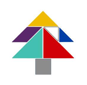sapin-tangram
