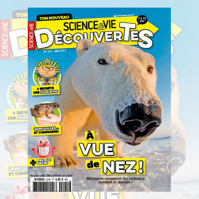 science vie decouvertes