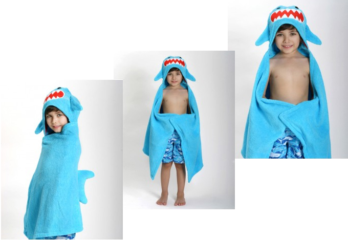 serviette-requin-z