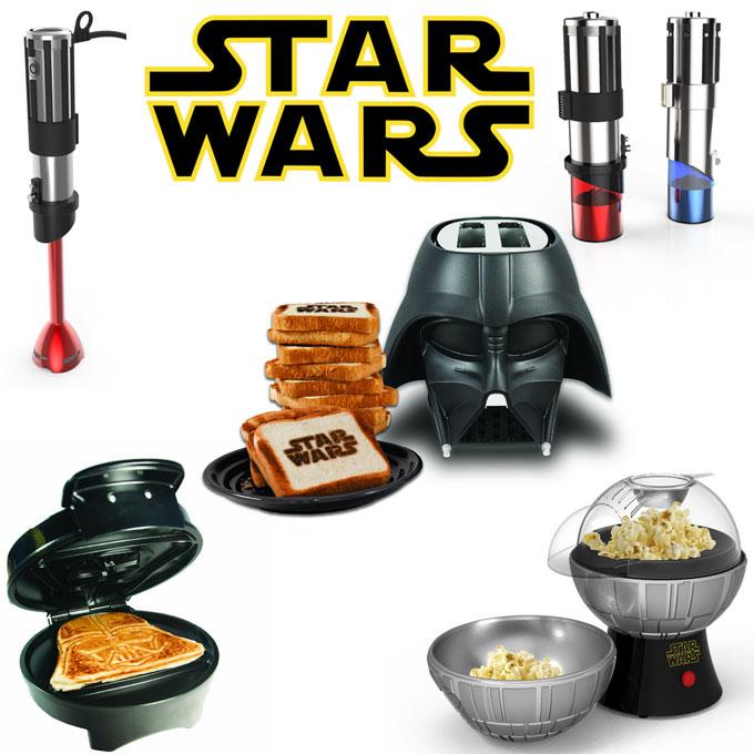 Que la force soit dans la cuisine avec les accessoires de for Accessoires et ustensiles de cuisine