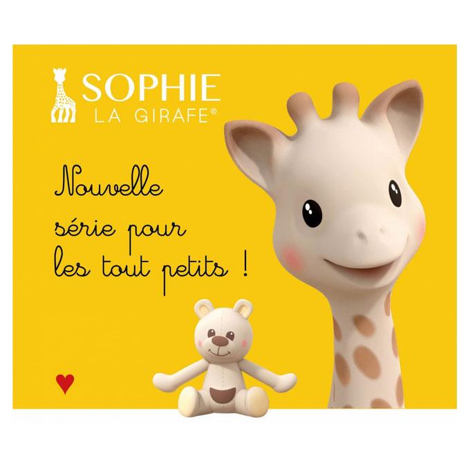 La Web Serie Sophie La Girafe Adaptee De La Pedagogie